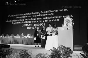 III World Conference against Racism, Racial Discrimination, Xenophobia and Related Intolerance