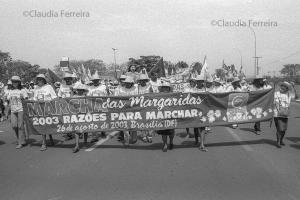 II MARCHA DAS MARGARIDAS