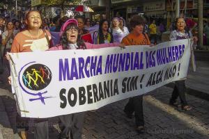 XIV ENCONTRO NACIONAL FEMINISTA