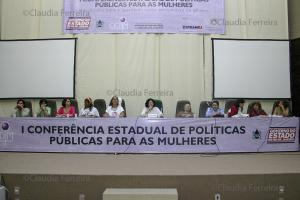 1st.  STATE POLICY CONFERENCE FOR WOMEN