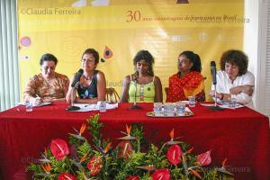 SEMINÁRIO 30 ANOS ININTERRUPTOS DE FEMINISMO NO BRASIL