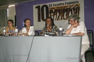 X ENCONTRO FEMINISTA LATINO-AMERICANO E DO CARIBE