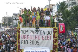 10a. PARADA DO ORGULHO GLBT
