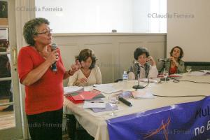 MEETING OF THE NATIONAL COUNCIL ON WOMEN'S RIGHTS