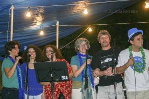 LAUNCH OF THE RANCHO CARNAVALESCO FLOR DO SERENO CD
