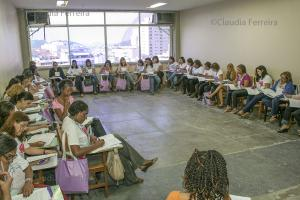II CONFERÊNCIA ESTADUAL DE POLÍTICAS PARA AS MULHERES