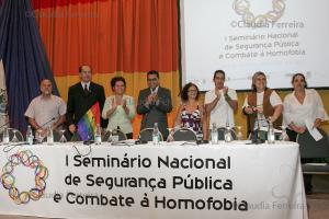 I SEM NAC DE SEGURANÇA PÚBLICA E COMBATE À HOMOFOBIA