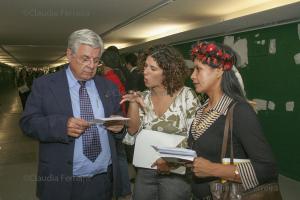 ATO MULHERES PELA REFORMA POLÍTICA