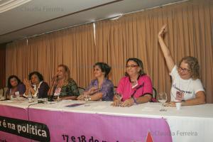 10o ENCONTRO NACIONAL DAS MULHERES DO PARTIDO DOS TRABALHADORES