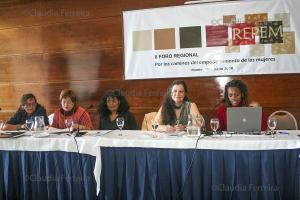 REGIONAL FORUM ON THE WAYS OF WOMEN'S EMPOWERMENT - REPEM ASSEMBLY