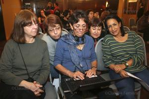 SEMINÁRIO INTERNACIONAL AS MULHERES EM MOVIMENTO PELO DIREITO À EDUCAÇÃO