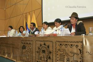INTERNATIONAL MEETING FOR INDIGENOUS WOMEN AND ANCESTRAL JUSTICE