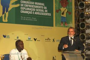 III CONGRESSO MUNDIAL DE ENFRENTAMENTO DA EXPLORAÇÃO SEXUAL DE CRIANÇAS E ADOLESCENTES