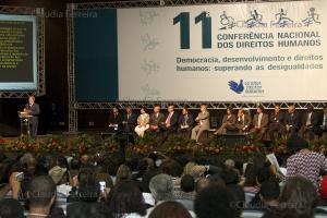 11a. CONFERÊNCIA NACIONAL DOS DIREITOS HUMANOS