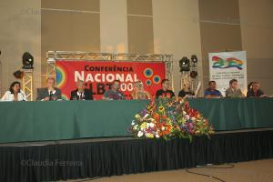 I CONFERÊNCIA NACIONAL GLBT