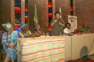 LANÇAMENTO DO PROGRAMA  YÁ AGBÁ DE APOIO ÀS CASAS DE MATRIZ AFRICANA