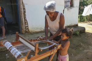 ARTE POPULAR - PALHA DE BANANEIRA