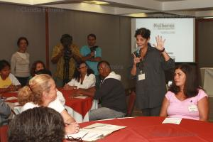 WOMEN, DIALOGUES ON PUBLIC SECURITY