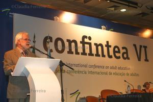 VI CONFERÊNCIA INTERNACIONAL DE EDUCAÇÃO DE ADULTOS - CONFINTEA