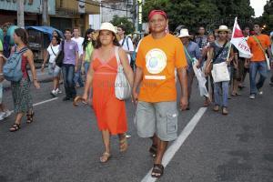 9o. FÓRUM SOCIAL MUNDIAL  - MARCHA DE ABERTURA