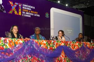 FORUM OF FEMINIST ORGANIZATIONS FOR THE ARTICULATION OF THE LATIN AMERICAN AND CARIBBEAN WOMEN'S MOVEMENT