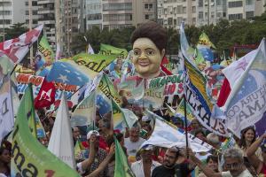 PRESIDENTIAL CAMPAIGN, BLOCO DA DILMA