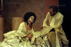 Marieta Severo and Carlos Augusto Strazzer
