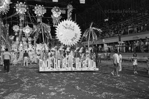 Desfile do Grêmio Recreativo Escola de Samba Unidos de São Carlos (Estácio de Sá)
