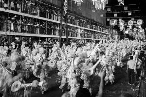 Desfile do Grêmio Recreativo Escola de Samba União da Ilha do Governador