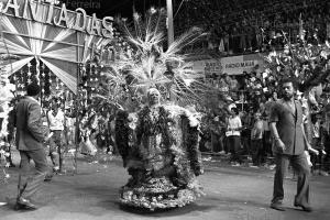 Desfile do Grêmio Recreativo Escola de Samba Estação Primeira de Mangueira