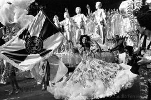 Desfile do Grêmio Recreativo Escola de Samba Acadêmicos do Salgueiro.