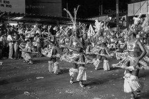Desfile do Grêmio Recreativo Escola de Samba Beija-Flor de Nilópolis
