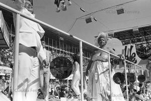 Desfile do Grêmio Recreativo Escola de Samba Imperatriz Leopoldinense