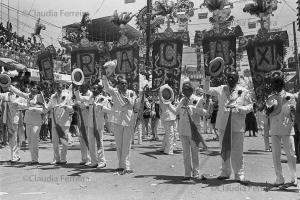 Desfile do Grêmio Recreativo Escola de Samba Império Serrano