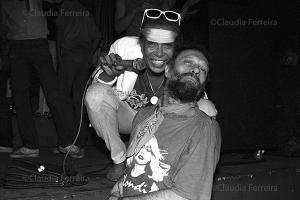 Rogéria and Paulo Cesar Pereio