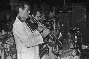Bandmaster Severino Araujo and Orchestra Tabajara