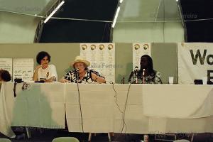 Conferência das Nações Unidas sobre Meio Ambiente e Desenvolvimento - Rio 92, Fórum Global, Planeta Fêmea