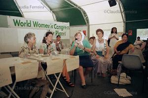 Conferência das Nações Unidas sobre Meio Ambiente e Desenvolvimento - Rio 92, Fórum Global, Planeta Fêmea.