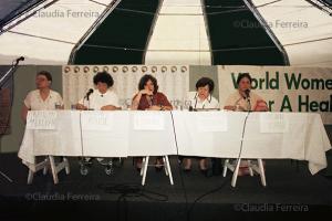 Conferência das Nações Unidas sobre Meio Ambiente e Desenvolvimento - Rio 92, Fórum Global Planeta Fêmea