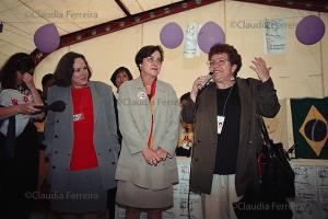 IV Conferência Mundial da Mulher - Fórum de ONGs. Tenda da América Latina e Caribe, Tenda da Diversidade