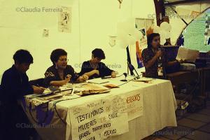 IV Conferência Mundial da Mulher - Fórum de ONGs,Tenda da América Latina e Caribe, Tenda da Diversidade