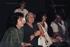 IV Conferência Mundial da Mulher. Centro Internacional de Convenções.