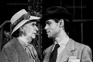 Henriette Morineau and Diogo Vilela