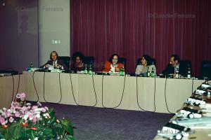 IV Conferência Mundial da Mulher. Centro Internacional de Convenções