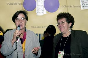 4th Women's World Conference - NGO Forum, Latin American and Caribbean Tent, Diversity Tent