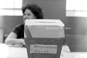 Election of directors of schools belonging to the Rio de Janeiro public school system