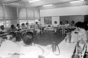 Preliminary meeting for the National Seminar on Black Women and Communication