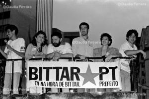 Campanha eleitoral do PT à prefeitura do Rio de Janeiro