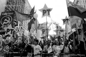 PT's electoral campaign