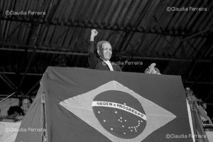 Campanha eleitoral à presidência do candidato Lula